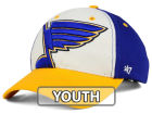 St. Louis Blues '47 NHL Lil show '47 MVP Cap Adjustable Hats