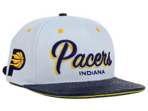 Indiana Pacers Pro Standard NBA Premium Strapback Hat Hats