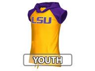 Colosseum NCAA Youth Girls Jewel Short Sleeve Hoodie Hoodies