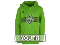 adidas MLS Youth Band of Brothers Hoodie Hoodies