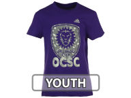 adidas MLS Girls Liquid Silver Shine T-Shirt T-Shirts