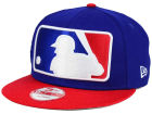 Chicago Cubs New Era MLB Team Logo Man 9FIFTY Snapback Cap Adjustable Hats