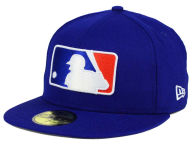 New Era MLB Team Logo Man 59FIFTY Cap Fitted Hats