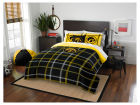 Iowa Hawkeyes The Northwest Company Full Comforter Plaid Set Bed & Bath