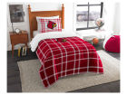 Louisville Cardinals The Northwest Company Twin Comforter Plaid Set Bed & Bath