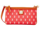 Boston Red Sox Dooney & Bourke Large Dooney & Bourke Wristlet Luggage, Backpacks & Bags