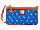Kansas City Royals Dooney & Bourke Large Dooney & Bourke Wristlet Luggage, Backpacks & Bags
