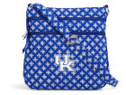 Kentucky Wildcats Vera Bradley Triple Zip Hipster Apparel & Accessories