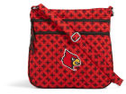 Louisville Cardinals Vera Bradley Triple Zip Hipster Apparel & Accessories