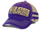 Kansas State Wildcats '47 NCAA '47 Mackinack Meshback Cap Adjustable Hats