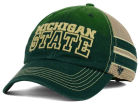 Michigan State Spartans '47 NCAA '47 Mackinack Meshback Cap Adjustable Hats