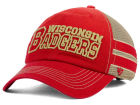 Wisconsin Badgers '47 NCAA '47 Mackinack Meshback Cap Adjustable Hats