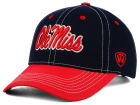 Mississippi Rebels Top of the World NCAA Triple Conference 2 Tone Cap Adjustable Hats