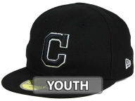 New Era MLB Youth My First Black/White 59FIFTY Cap Fitted Hats