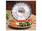 Seattle Seahawks Ceramic Chip & Dip BBQ & Grilling