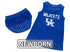 Kentucky Wildcats Colosseum NCAA Newborn Girls Heartbeat Dress Set Infant Apparel