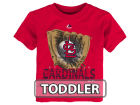 St. Louis Cardinals Majestic MLB Toddler Baseball Mitt T-Shirt T-Shirts