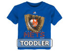 New York Mets Majestic MLB Toddler Baseball Mitt T-Shirt T-Shirts