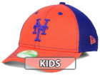 New York Mets New Era MLB Jr Team Front Neo 39THIRTY Cap Stretch Fitted Hats