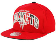 Mitchell and Ness NBA Reflective Tri Pop Snapback Cap Adjustable Hats
