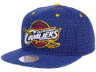 Cleveland Cavaliers Mitchell and Ness NBA Dotted Cotton Snapback Cap Adjustable Hats