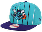 Charlotte Hornets New Era NBA Logo Mural Snap 9FIFTY Cap Adjustable Hats