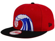 New Era NBA HWC Team Oversizer 9FIFTY Snapback Cap Adjustable Hats