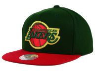 Mitchell and Ness NBA Holiday Collection Snapback Hat Adjustable Hats