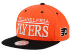 Philadelphia Flyers Mitchell and Ness NHL Top Shelf Snapback Cap Adjustable Hats