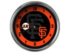 San Francisco Giants Chrome Clock II Home Office & School Supplies
