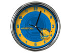 Golden State Warriors Chrome Clock II Home Office & School Supplies