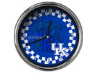 Kentucky Wildcats Chrome Clock II Home Office & School Supplies