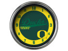 Oregon Ducks Chrome Clock II Home Office & School Supplies