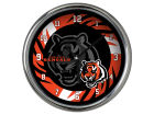 Cincinnati Bengals Chrome Clock II Home Office & School Supplies