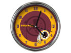 Washington Redskins Chrome Clock II Home Office & School Supplies