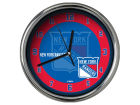 New York Rangers Chrome Clock II Home Office & School Supplies