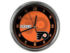 Philadelphia Flyers Chrome Clock II Home Office & School Supplies