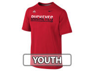 Nike NCAA Youth Legend Staff T-Shirt T-Shirts