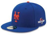 New Era 2015 MLB Post Season 59FIFTY AC Patch Cap Fitted Hats