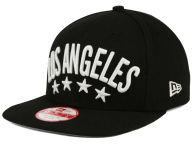 Los Angeles City Flag Stated 9FIFTY Snapback Cap Adjustable Hats