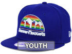 Denver Nuggets New Era NBA HWC Youth All Day 9FIFTY Snapback Cap Adjustable Hats