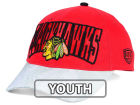 Chicago Blackhawks Old Time Hockey NHL Youth Ice Time Cap Adjustable Hats