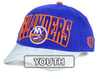 New York Islanders Old Time Hockey NHL Youth Ice Time Cap Adjustable Hats