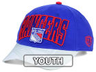 New York Rangers Old Time Hockey NHL Youth Ice Time Cap Adjustable Hats