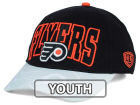 Philadelphia Flyers Old Time Hockey NHL Youth Ice Time Cap Adjustable Hats