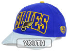 St. Louis Blues Old Time Hockey NHL Youth Ice Time Cap Adjustable Hats