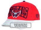 Washington Capitals Old Time Hockey NHL Youth Ice Time Cap Adjustable Hats