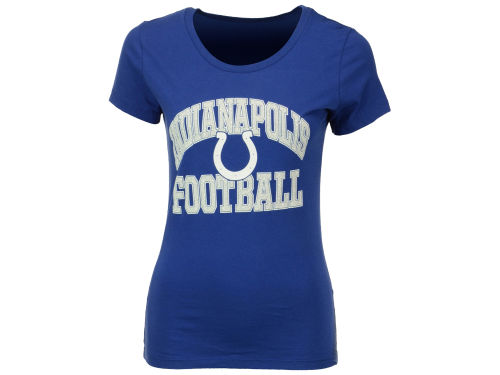 Indianapolis Colts VF Licensed Sports Group NFL Womens Franchise Fit T-shirt