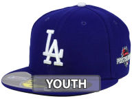 New Era MLB 2015 Youth Post Season 59FIFTY AC Patch Cap Fitted Hats