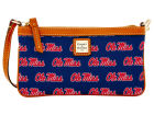 Mississippi Rebels Dooney & Bourke Dooney & Bourke Large Slim Wristlet Luggage, Backpacks & Bags